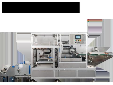 高伸長&柔らかフィルムをテンション制御・熱のみで段ボールに溶着できる専用機械を新発売